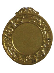 Hanging Medal with Strap