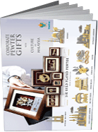 Gold Plated Pewter Catalogue